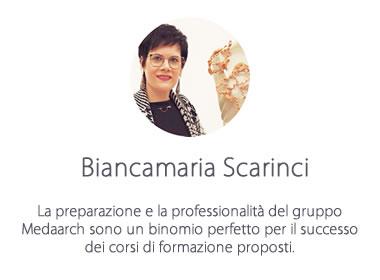 Biancamaria Scarinci - Recensione Medaarch