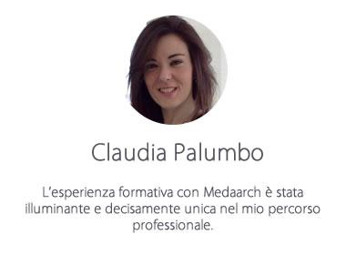 Claudia Palumbo - Recensione Medaarch