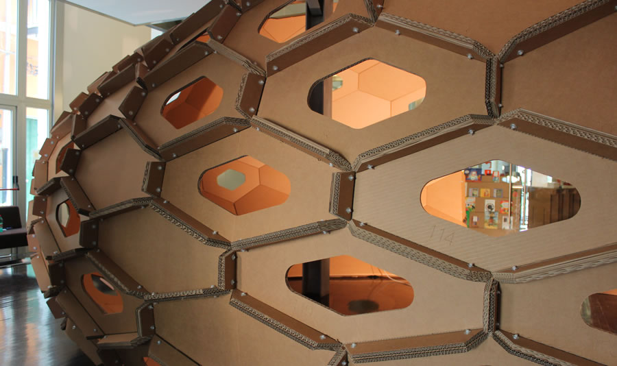 Cocoon Cardboard 02 - Medaarch Education
