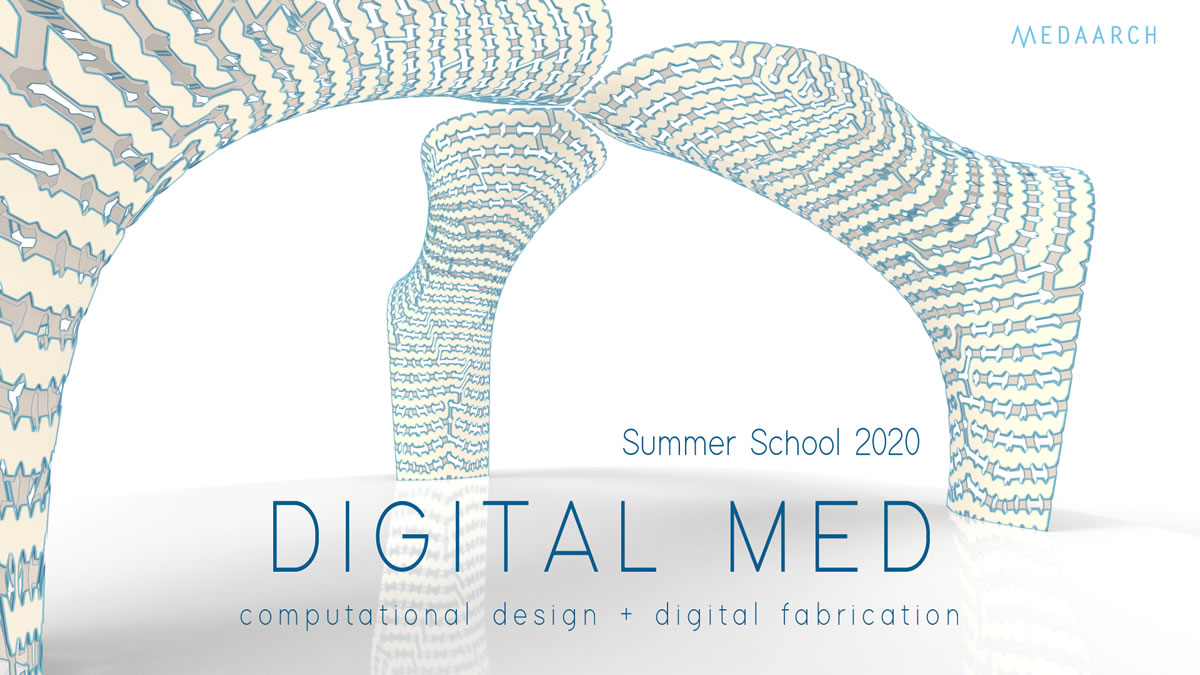 Digital Med 2020 - Medaarch Education