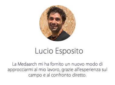 Lucio Esposito - Recensione Medaarch