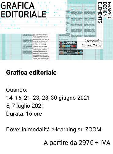 Grafica editoriale