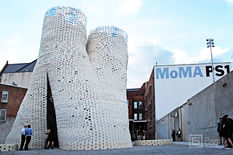 MOMA PS1 Hi Fy Tower YAP 2014