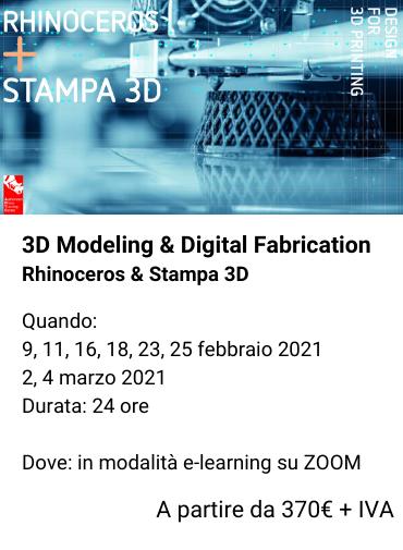 Rhino Stampa3D