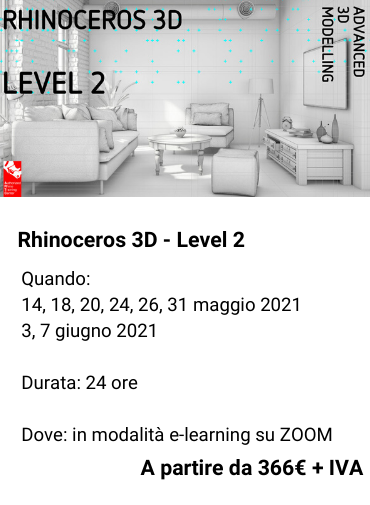 Rhinoceros 3D Level 2